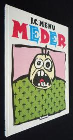 Meder - Couverture - Format classique