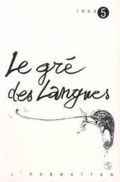 Gre Des Langues 5 - Couverture - Format classique