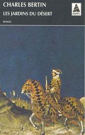 Les Jardins Du Desert Babel 382 - Intérieur - Format classique