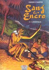 Sang Et Encre T.3 ; Libertalia - Intérieur - Format classique