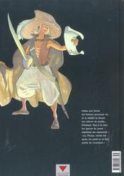 Sang Et Encre T.3 ; Libertalia - 4ème de couverture - Format classique
