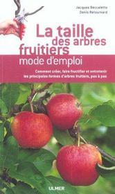 Taille Des Arbres Fruitiers - Intérieur - Format classique