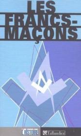 Francs-maçons (Les) - Couverture - Format classique