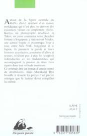 Raffles hotel - 4ème de couverture - Format classique