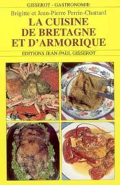 La cuisine de bretagne et d'armorique - Couverture - Format classique