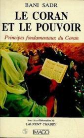 Coran Et Le Pouvoir - Couverture - Format classique