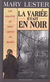 Mary Lester T.25 ; La Variée Etait En Noir - Couverture - Format classique