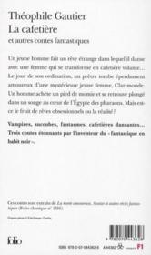 Couvertures  images et illustrations de La Cafeti  re de Th  ophile     Clarimonde  La Morte Amoureuse    By  Theophile Gautier   Author  Theophile  Gautier