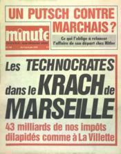 Minute N°738 du 02/06/1976 - Couverture - Format classique
