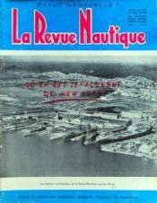 Revue Nautique (La) N°173 du 01/05/1956 - Couverture - Format classique