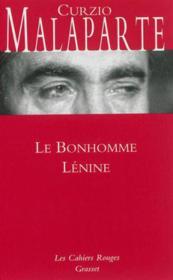 Le bonhomme Lénine - Couverture - Format classique