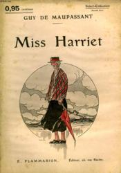 Miss Harriet. Collection : Select Collection N° 129 - Couverture - Format classique