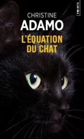 Vente  L'équation du chat  - Christine Adamo