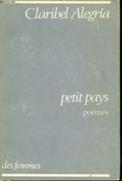 Petits Pays, Poemes Du Salvador - Couverture - Format classique