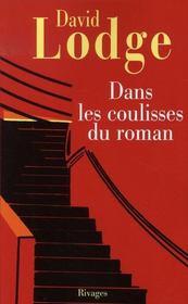 Dans les coulisses du roman - Intérieur - Format classique