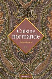 Cuisine Normande - Intérieur - Format classique