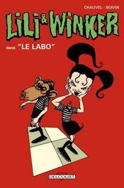 Lili Et Winker T.2 ; Le Labo - Intérieur - Format classique