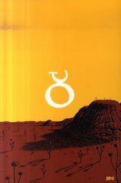 Scrublands - 4ème de couverture - Format classique