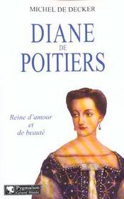 Diane de poitiers - Intérieur - Format classique
