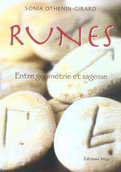 Runes ; Entre Geometrie Et Sagesse - Intérieur - Format classique