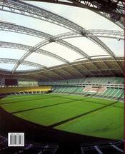 Sport facilities - 4ème de couverture - Format classique