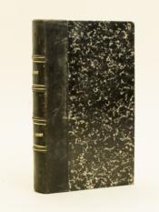 Histoire de Jésus-Christ d'après les textes contemporains [ Edition originale ] - Couverture - Format classique