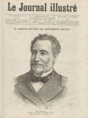 Journal Illustre (Le) N°12 du 20/03/1881 - Couverture - Format classique