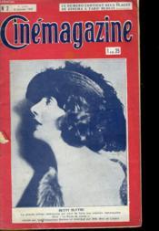 Cinemagazine N°2 - 6eme Annee - Couverture - Format classique