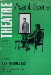 L'Avant-Scene - Theatre N° 250 - Les Glorieuses De Andre Roussin - Les Approches Du Soir De Michel Suffran - Couverture - Format classique