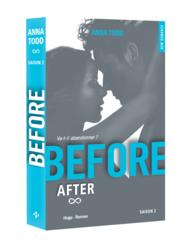 Vente livre :  After ; before t.2  - Anna Todd