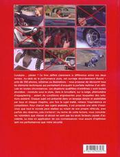 Conduire... Piloter, Sur Route Et En Competition - 4ème de couverture - Format classique