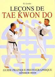 Lecons De Tae Kwon Do - Intérieur - Format classique