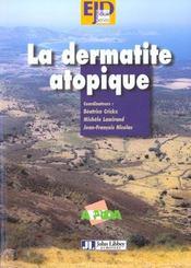 Dermatite Atopique - Intérieur - Format classique
