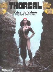 Thorgal T.28 ; Kriss De Valnor - Intérieur - Format classique