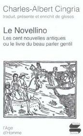 Novellino (Le) - Intérieur - Format classique