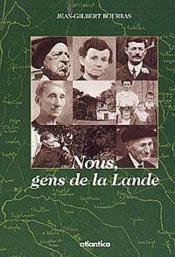 Nous, Gens De La Lande I - Couverture - Format classique
