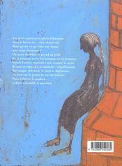 Moi et ma cheminee - 4ème de couverture - Format classique