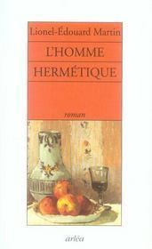 L'Homme Hermetique - Intérieur - Format classique
