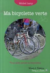 Ma bicyclette verte - Intérieur - Format classique