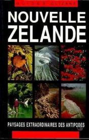 Nouvelle-Zelande - Couverture - Format classique