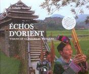 Echos D'Orient. Visions De Glaneurs De Musiques (+2cd) - Intérieur - Format classique