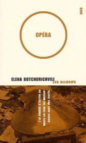 Opera - Couverture - Format classique