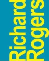 Richard rogers - Couverture - Format classique