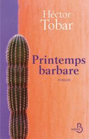Printemps barbare - Couverture - Format classique
