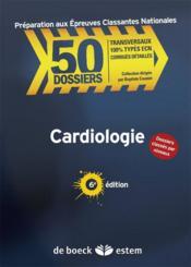 Cardiologie (6e édition) - Couverture - Format classique