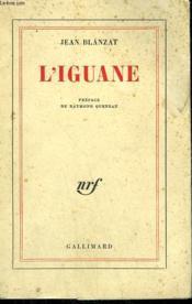 L'Iguane. - Couverture - Format classique