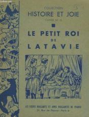 Le Petit Roi De Latavie - Couverture - Format classique