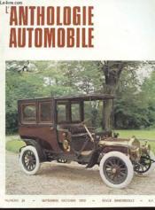 L'Anthologie De L'Automobile N°25 - Couverture - Format classique