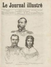 Journal Illustre (Le) N°13 du 27/03/1881 - Couverture - Format classique