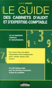 Vente  Guide des cabinets d'audit et d'expertise-comptable  - Hubert Kerneis